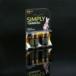 DURACELL 1500 SIMPLY- AA...